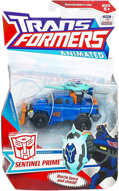 Transformers Animated Deluxe Sentinel Prime Deluxe Action Figure
