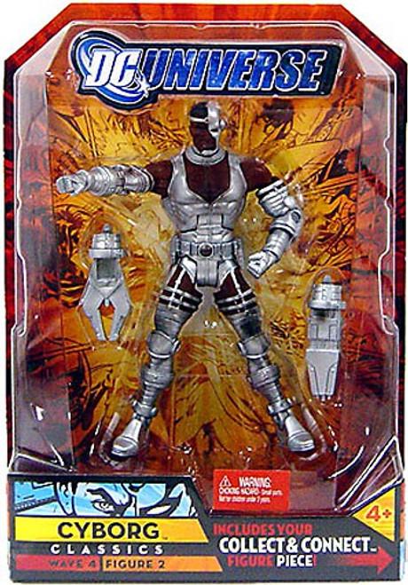 DC Universe Classics Wave 4 Cyborg Action Figure #2