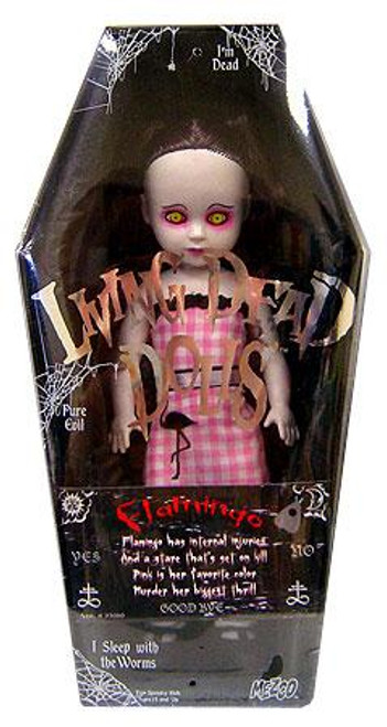 Living Dead Dolls Series 15 Flamingo Doll [Spirit Talking]