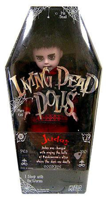 Living Dead Dolls Series 15 Judas Doll [Spirit Talking]