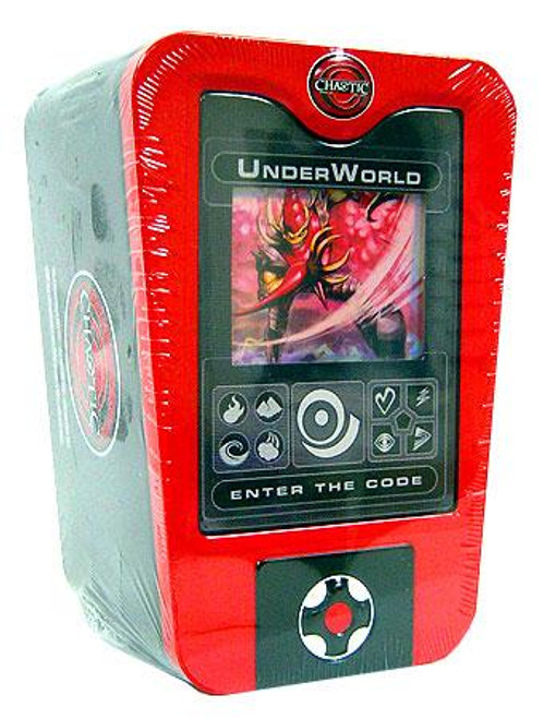 Chaotic 2008 Scanner Deck Box UnderWorld Collectible Tin [Red]