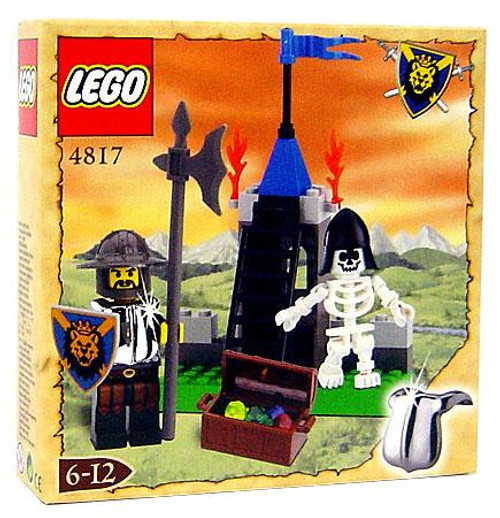LEGO Knights Kingdom Castle Dungeon Exclusive Set #4817