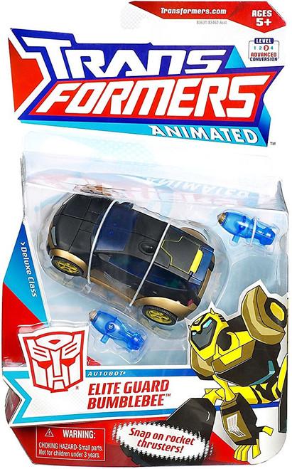 Transformers Animated Deluxe Elite Guard Bumblebee Deluxe Action Figure