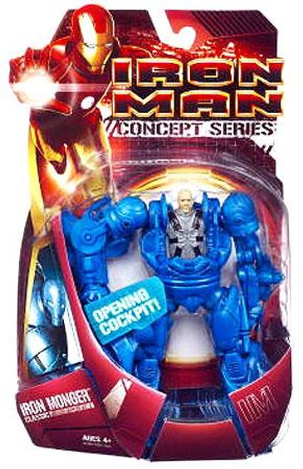 Iron Man Concept Series Classic Iron Monger Action Figure