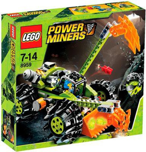 LEGO Power Miners Claw Digger Set #8959