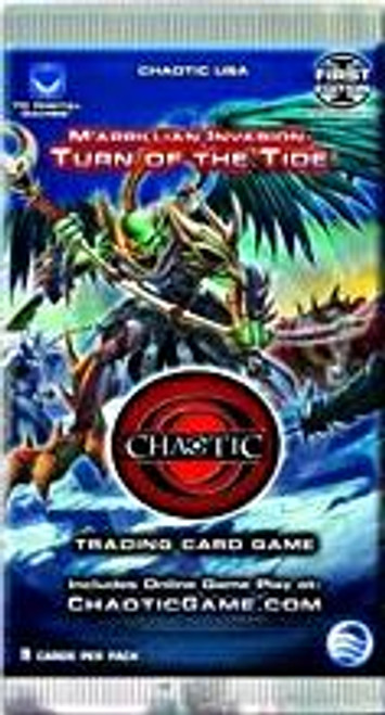 Chaotic M'arrillian Invasion Turn of the Tide Booster Pack
