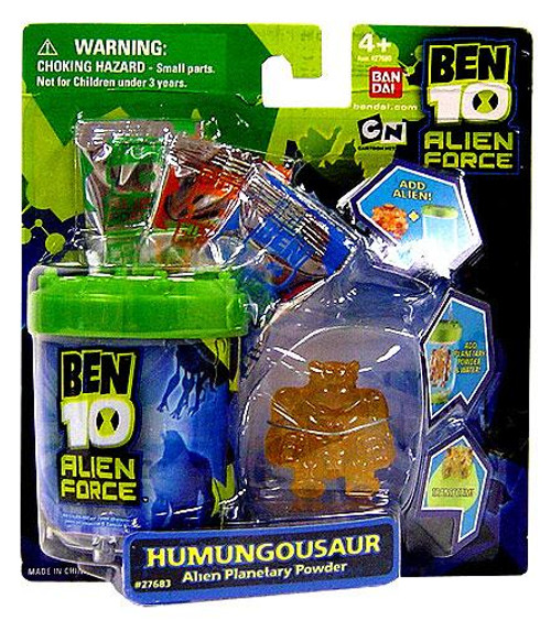 Ben 10 Alien Force Humungousaur Planetary Powder Set