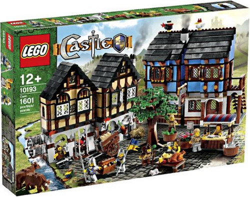 LEGO Castle Medieval Market Exclusive Set #10193