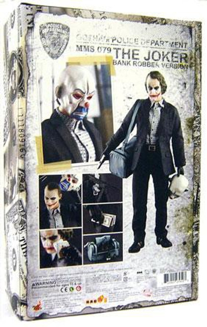 Batman The Dark Knight The Joker 1/6 Collectible Figure [Bank Robber Version]