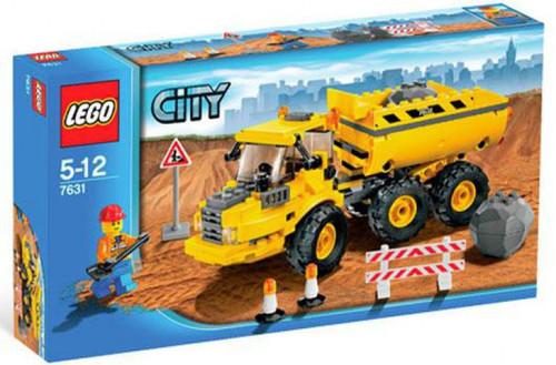 LEGO City Dump Truck Set #7631