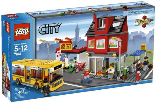 LEGO City Corner Set #7641