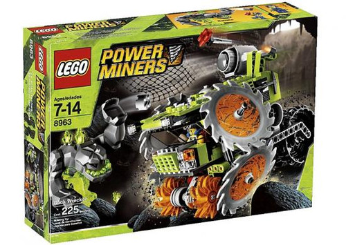 LEGO Power Miners Rock Wrecker Set #8963