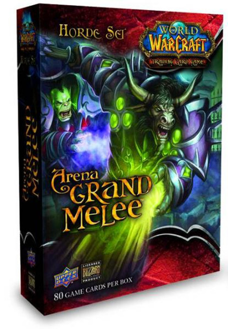 World of Warcraft Trading Card Game Arena Grand Melee Box [Horde]