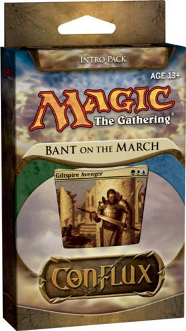 MtG Conflux Bant on the March Intro Pack [Sealed Deck]