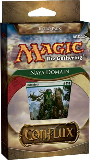 MtG Conflux Naya Domain Intro Pack [Sealed Deck]