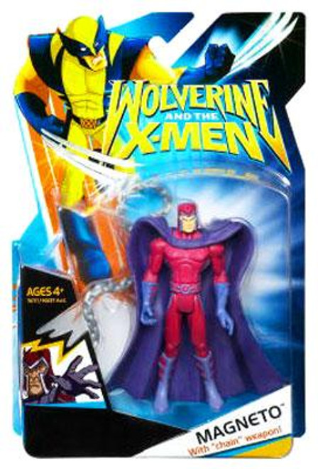 Wolverine and the X-Men Magneto Action Figure