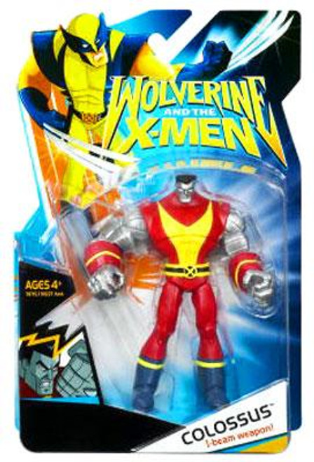 Wolverine and the X-Men Colossus Action Figure