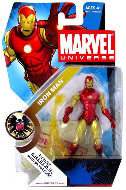 Marvel Universe Series 3 Iron Man Action Figure #21