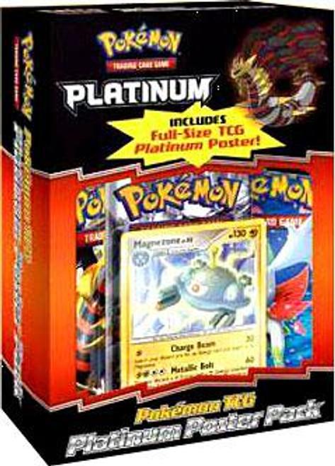 Pokemon Platinum Poster Box [Sealed]