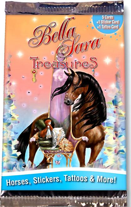 Bella Sara Series 8 Treasures Booster Pack