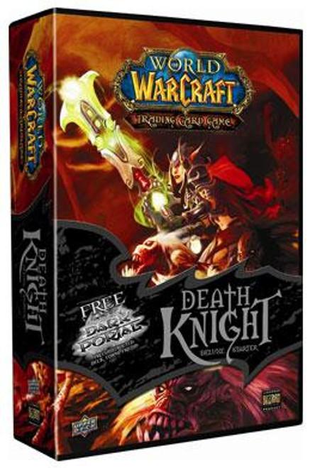 World of Warcraft Trading Card Game Dark Portal Death Knight Starter Deck