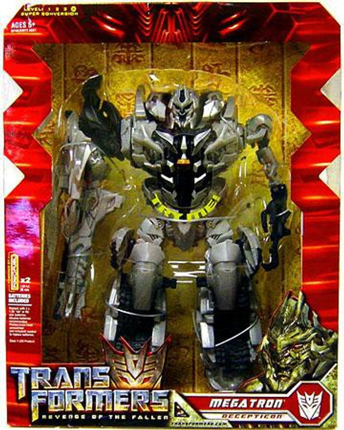 Transformers Revenge of the Fallen Megatron Leader Action Figure [Electronic]
