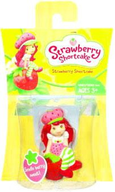 Basic Strawberry Shortcake Figure