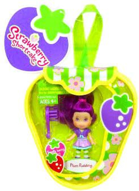 Strawberry Shortcake Plum Pudding Mini Doll [Version 1]