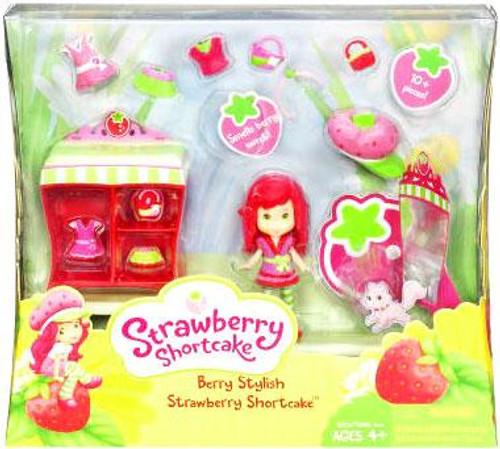 Berry Stylish Strawberry Shortcake Playset