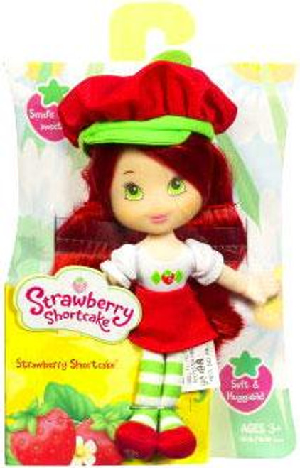 Strawberry Shortcake Mini Soft Doll