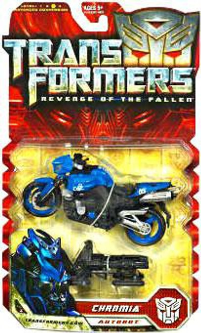 Transformers Revenge of the Fallen Chromia Deluxe Action Figure