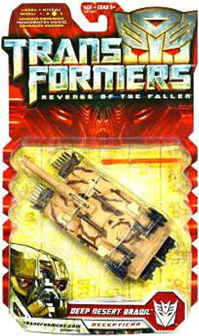 Transformers Revenge of the Fallen Deep Desert Brawl Deluxe Action Figure