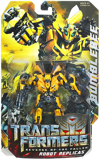 Transformers Revenge of the Fallen Robot Replicas Bumblebee Action Figure [Revenge of the Fallen]