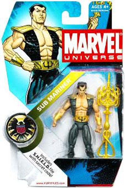 Marvel Universe Series 5 Sub-Mariner Action Figure #34 [Namor]