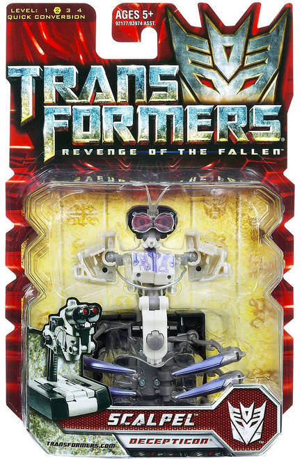 Transformers Revenge of the Fallen Scalpel Scout Action Figure