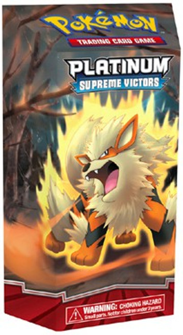 Pokemon Platinum Supreme Victors Ignition Theme Deck [Sealed Deck]