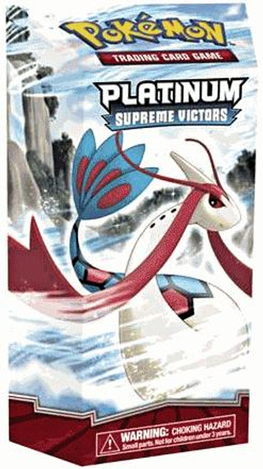 Pokemon Platinum Supreme Victors Overflow Theme Deck [Sealed Deck]