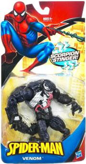 Spider-Man Classic Heroes Venom Action Figure