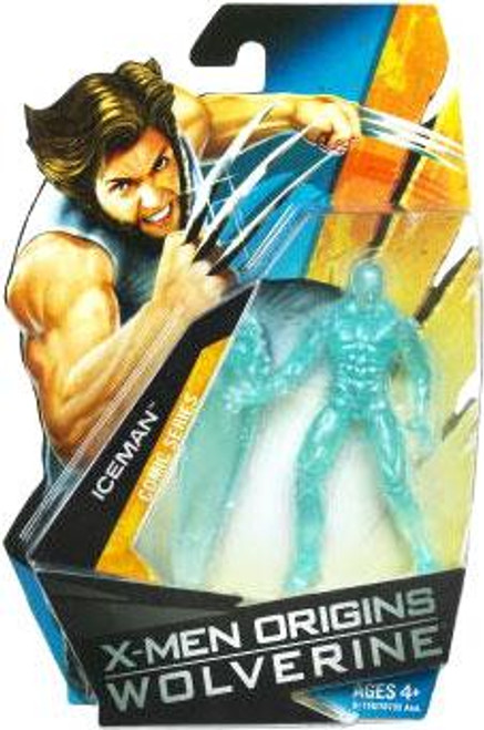 X-Men Origins Wolverine Wolverine Comic Series Iceman Action Figure