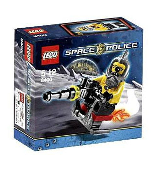 LEGO Space Police Space Speeder Set #8400