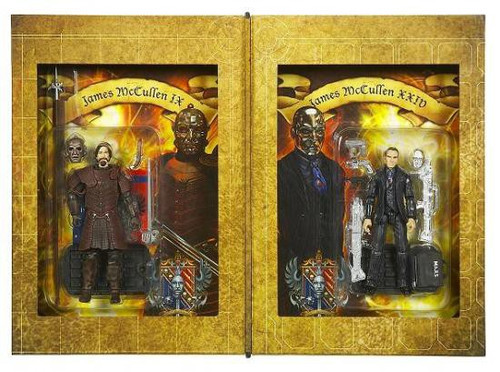 GI Joe Destro Family Exclusive Action Figure 2-Pack