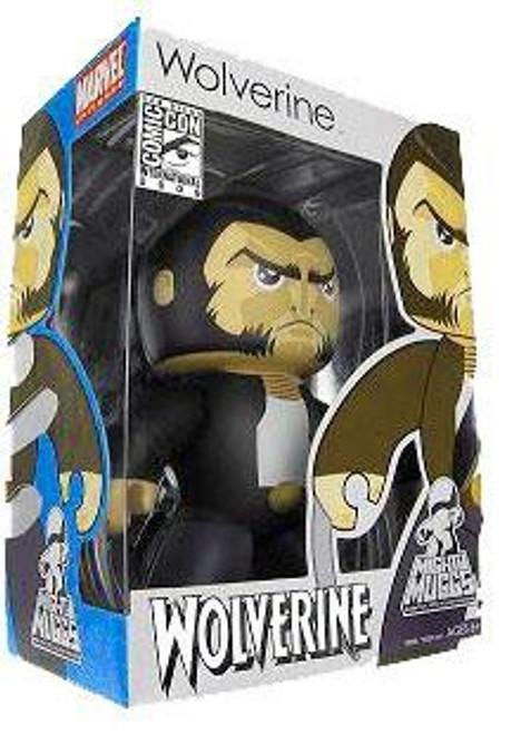 Marvel Mighty Muggs Exclusives Wolverine Exclusive Vinyl Figure