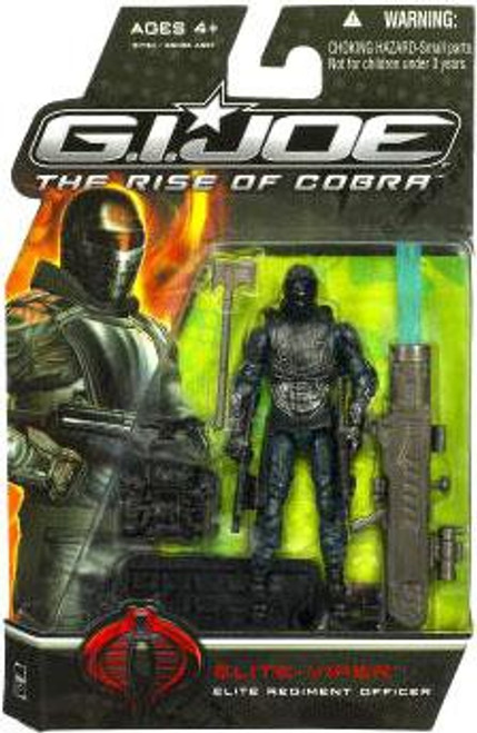 GI Joe The Rise of Cobra Elite-Viper Action Figure