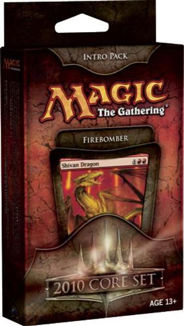 MtG Magic 2010 Firebomber Intro Pack [Sealed Deck]