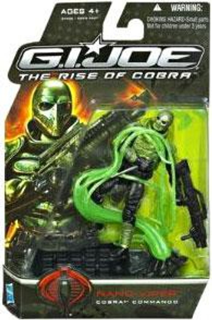 GI Joe The Rise of Cobra Nano Viper Action Figure