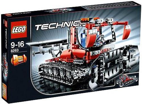 LEGO Technic Snow Groomer Set #8263