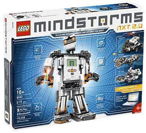 LEGO Mindstorms NXT 2.0 Set #8547