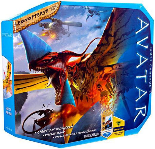 James Cameron's Avatar Leonopteryx Collectible Figure