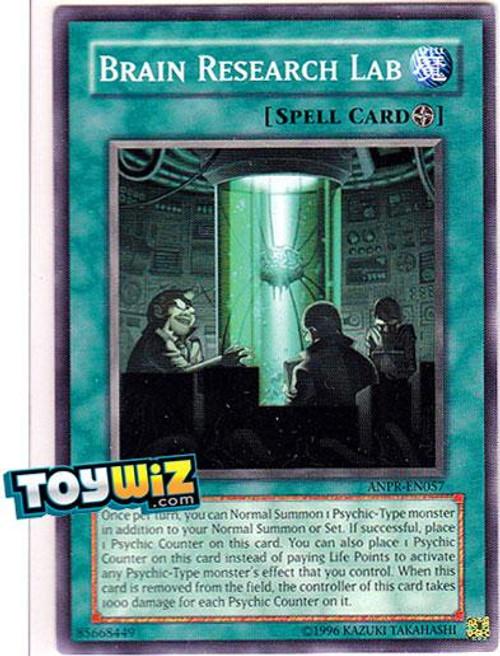YuGiOh Ancient Prophecy Common Brain Research Lab ANPR-EN057