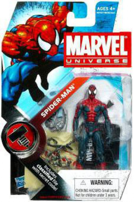 Marvel Universe Series 6 Spider-Man Action Figure #1 [House of M]